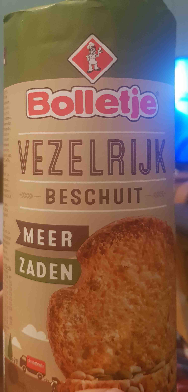 Vezelrijk beschuit - Product - nl