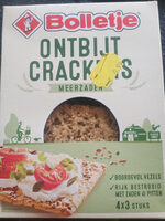 Ontbijtcrackers - Prodotto - nl