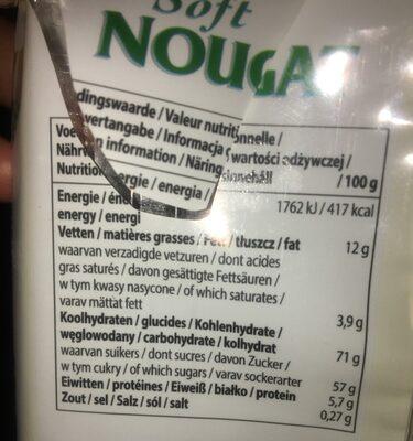 Nougat Soft (Cacahuètes et fruits) - 4