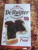 De Ruijter Chocoladehagel puur - Product