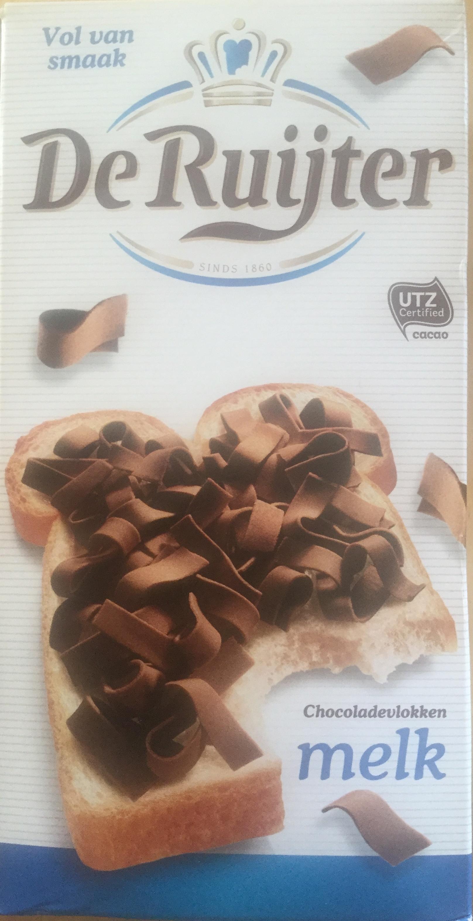 Chocoladevlokken melk - Product