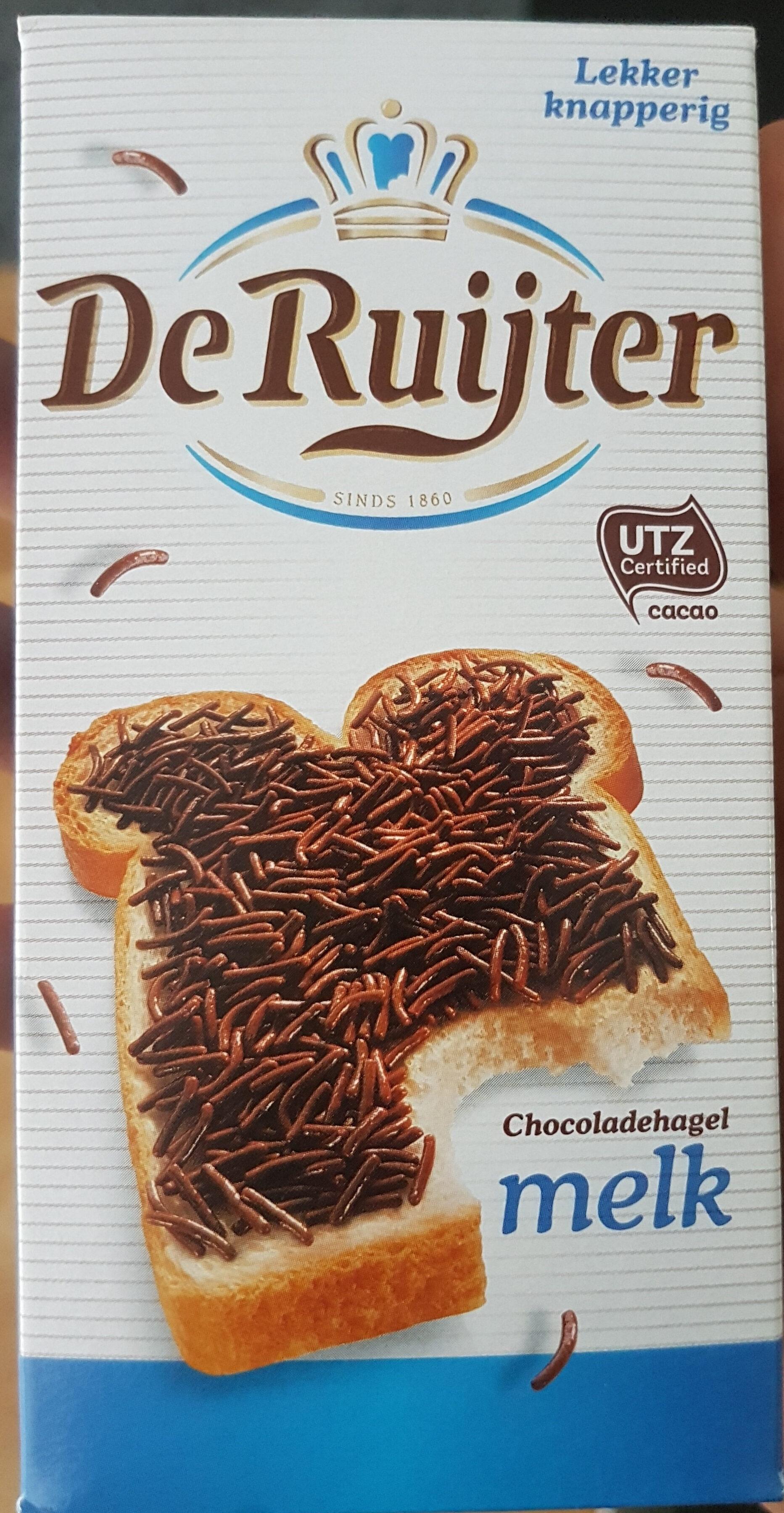 Chocoladehagel - Product