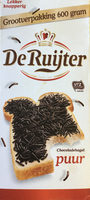 Chocoladehagel puur - Product