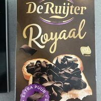Royaal chocolade vlokken - Product - en