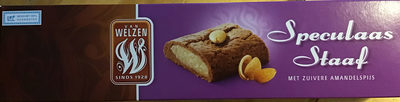 Speculaas Staaf - Product