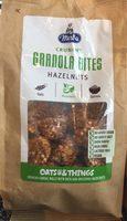 Granola bites - hazelnuts - Produit - fr