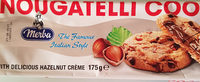 Nugatelli Cookies - Produit - fr