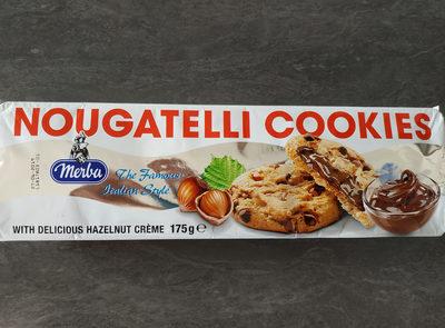 Nugatelli Cookies - Ingrédients