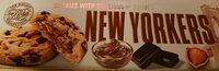 Biscuits Au Chocolat Et à La Pâte De Noisette - Product