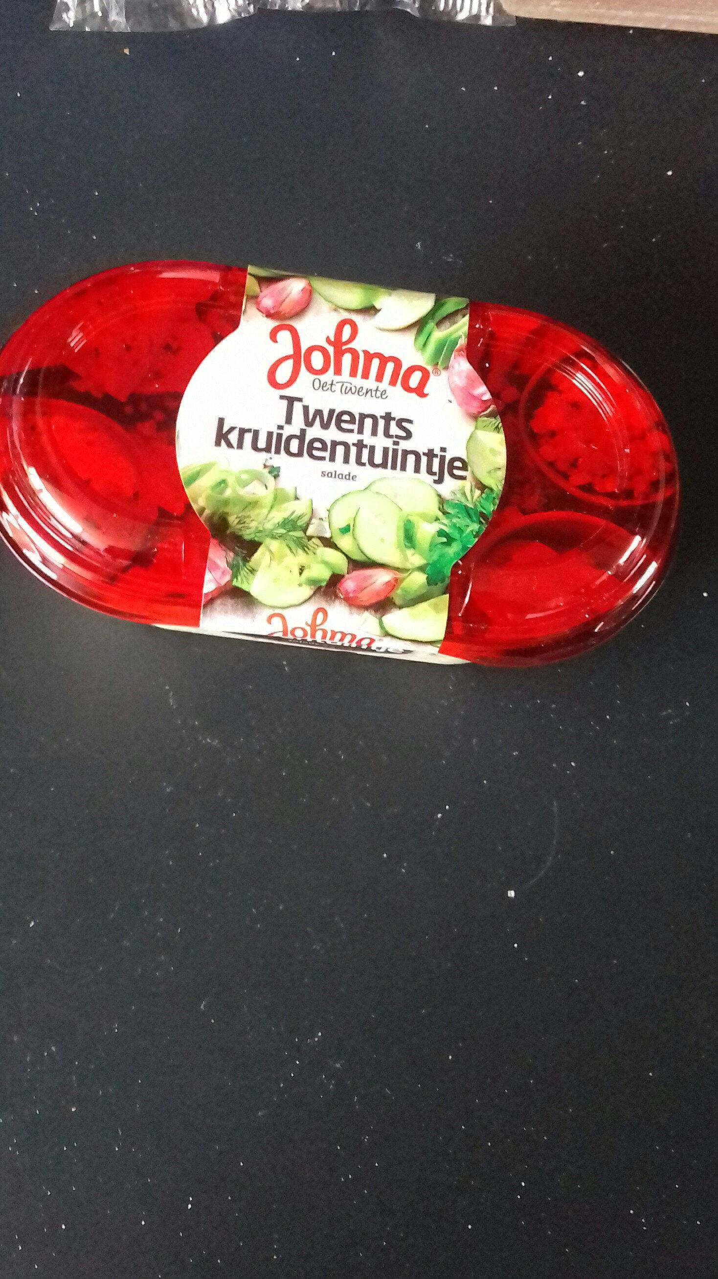 kommersalade  met prei en tuinkruiden - Product - nl