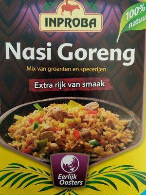 Nasi Goreng - Produit