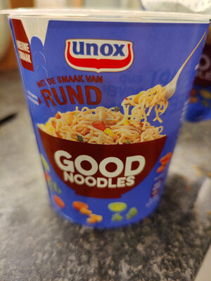 Good Noodles Rund - Product