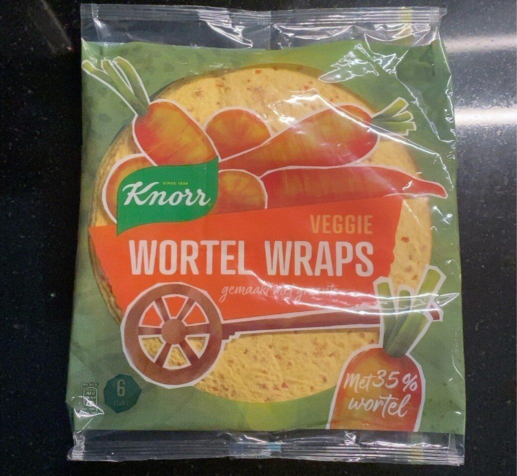 Wortel wraps - Product - nl