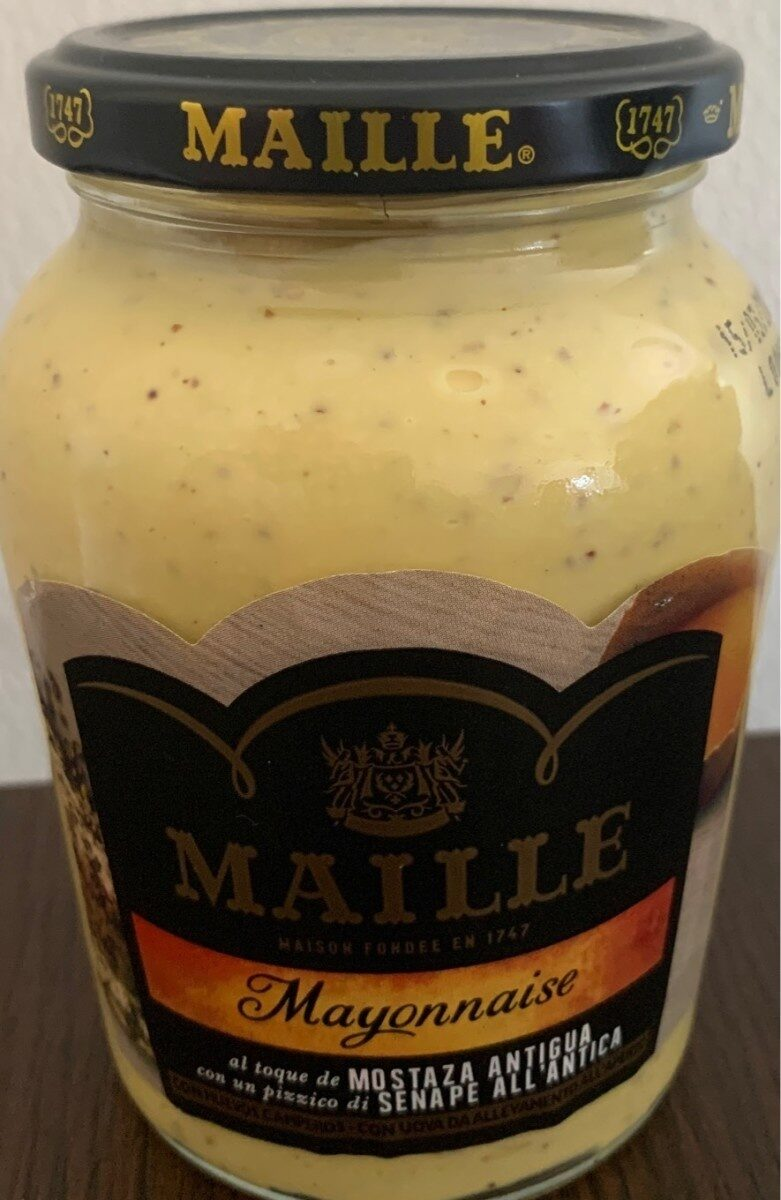 Maille mayonnaise - Producte - es