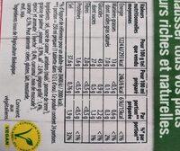 Knorr Bouillon de Légumes Sans Sel x8 - Informations nutritionnelles - fr