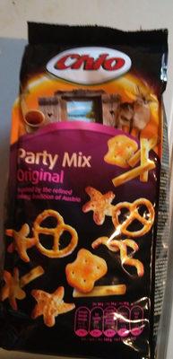 Chio Zoutje Party Mix Austria 400 Gram - Produit - fr
