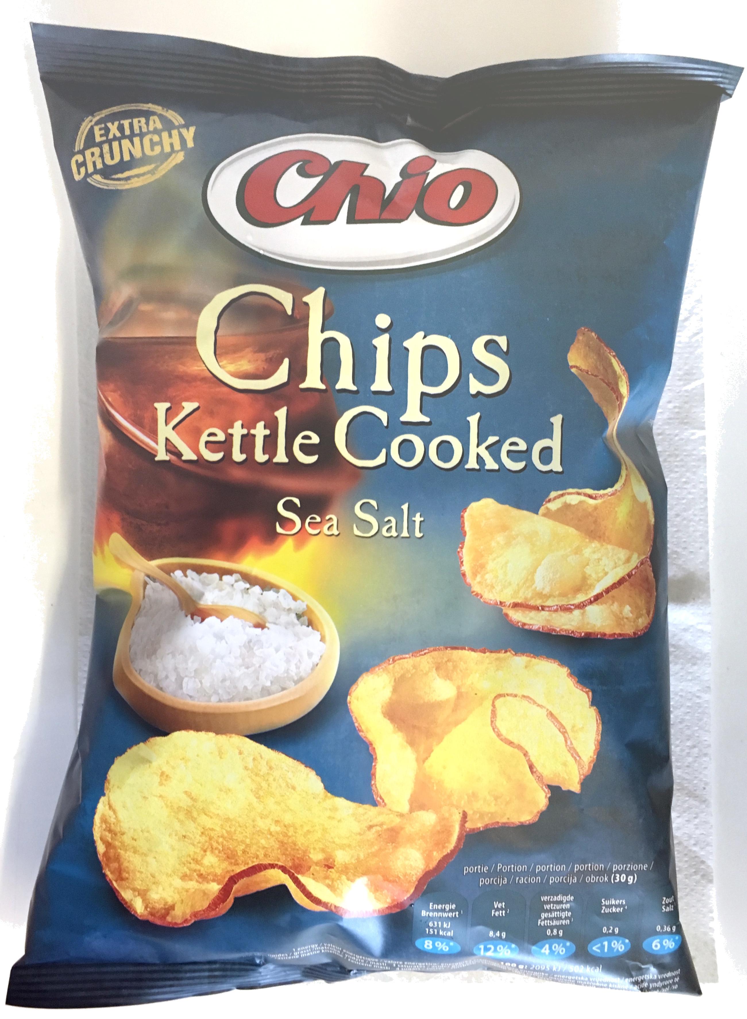 chio chips sverige