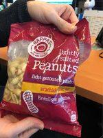 Lightly Salted Peanuts - Produit - fr