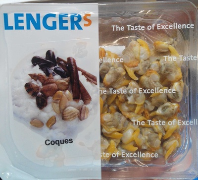 Coques The Taste of Excellence - Product - fr