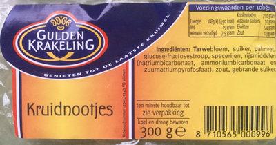 Kruidnootjes - Product - nl