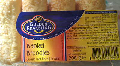 Banket Broodjes - Product - nl