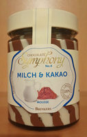 Chocolate Symphony No. 4, Milch & Kakao - Product - de