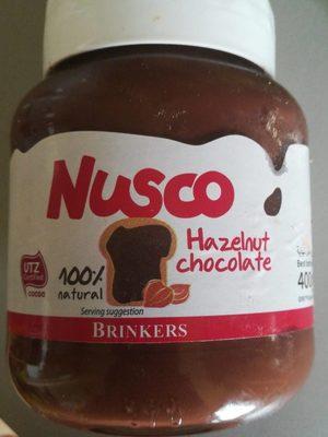 Chocolate spread - Product - en