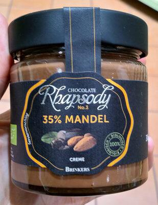 Mandel 35% Creme - Produit - de