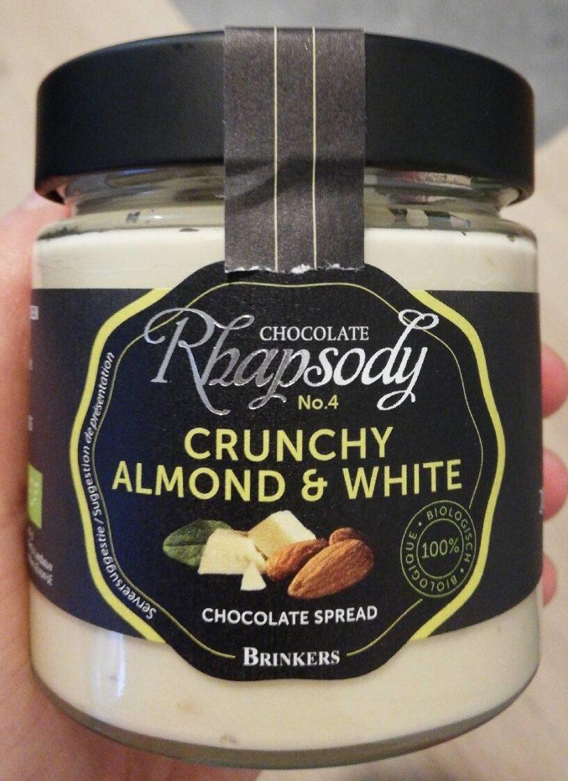 Rhapsody crunchy almond & white - Product - nl
