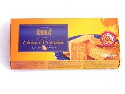 Roka Original Cheese Crispies - Product - en