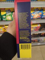 Roka Crispies Cheddar Cheese & Onion - Product - nl