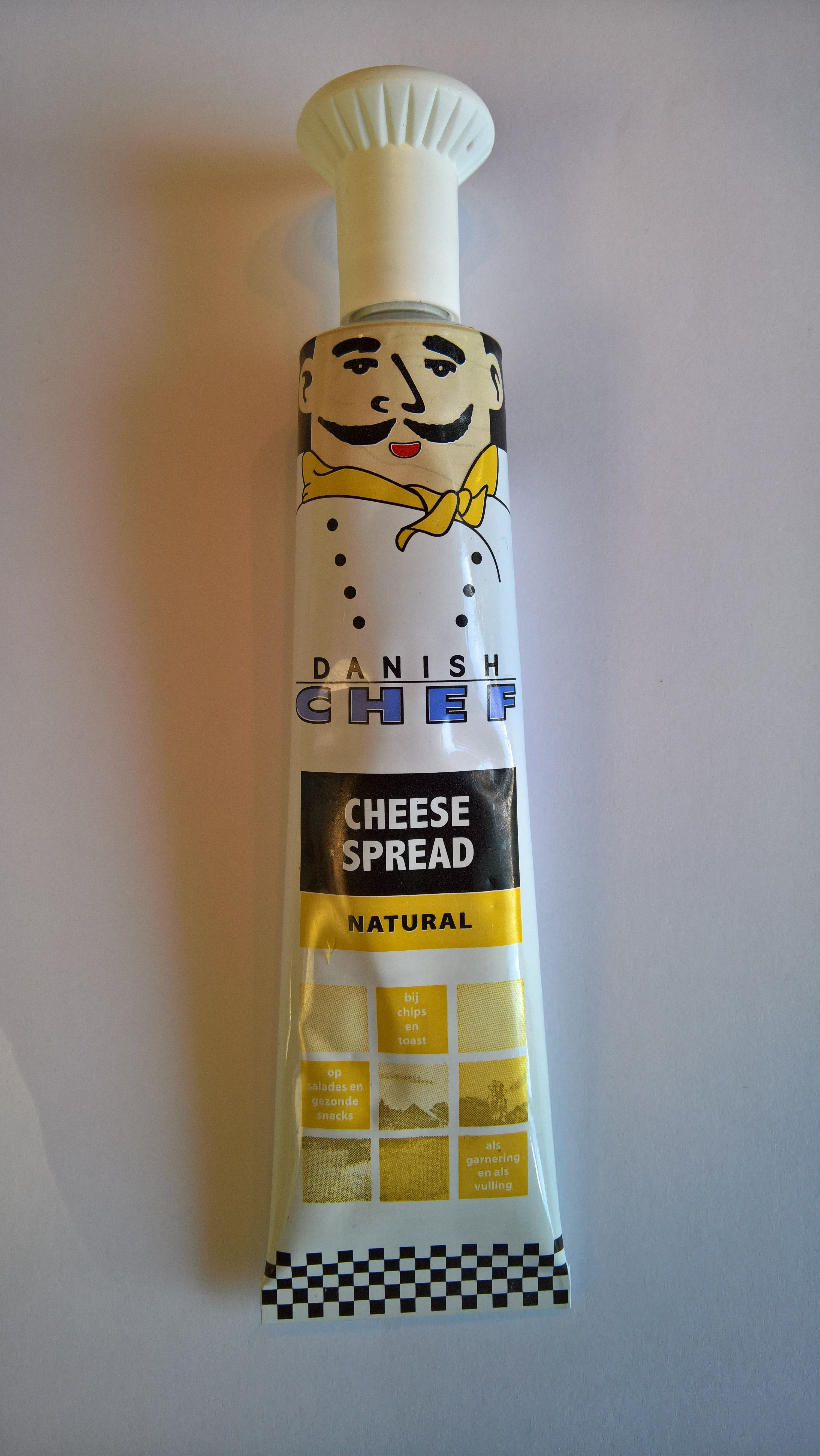 Cheese Spread naturel - Product - nl