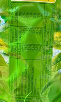 Ice tea green - Nutrition facts - fr