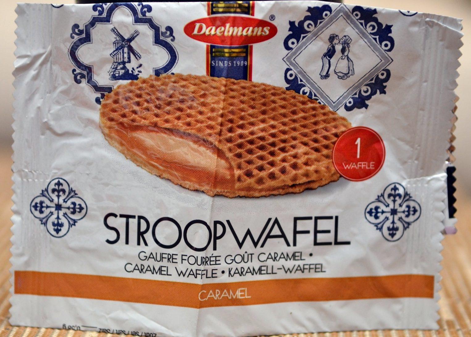 Stroopwafel Caramel - Product - fr