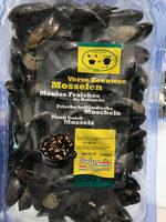 Moules fraîches de Hollande - Produit