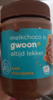 Melk Chocopasta - Product - nl