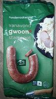 Runderrookworst - Product - nl