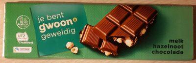 Melk hazelnoot chocolade - Product