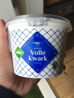 Volle kwark - Product - fr
