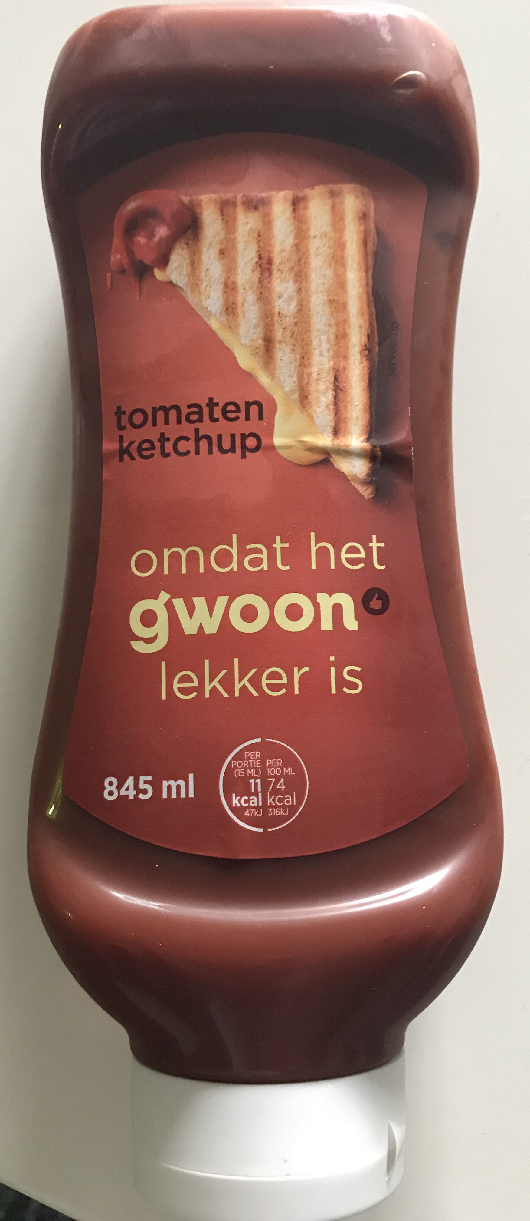 Tomatenketchup - Product - nl