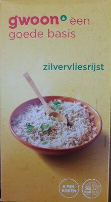 Zilvervliesrijst - Product - nl