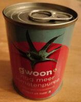 tomatenpuree, dubbel geconcentreerd - Product - nl