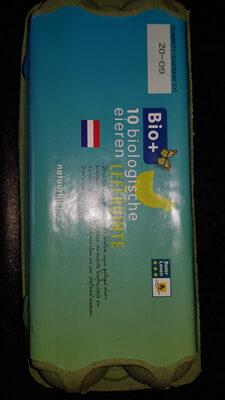 Biologische eieren - Product