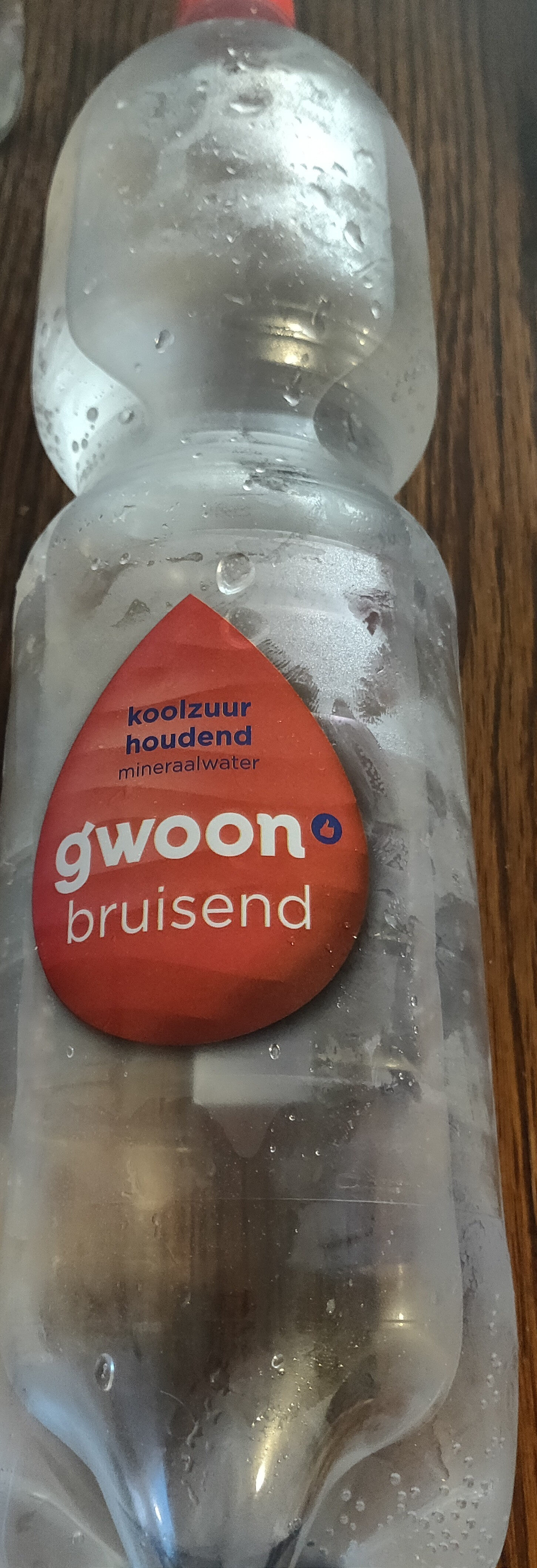 koolzuurhoudend mineraalwater - Product - nl