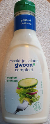 Yoghurt dressing - Product - nl
