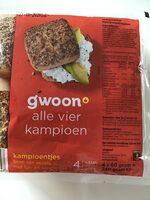 Kampioentjes - Product - nl
