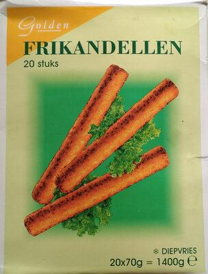 Frikandellen - Product - nl