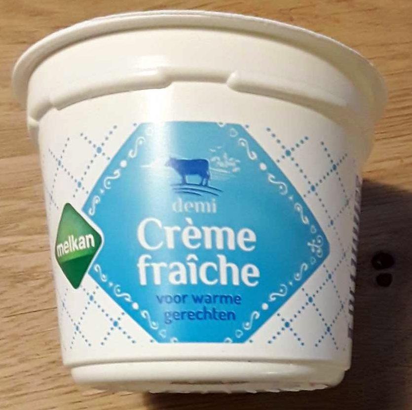 Demi crème fraîche - Product - nl