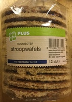Roomboter stroopwafels - Product - nl