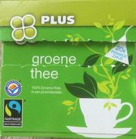 Groene thee - Produit - nl